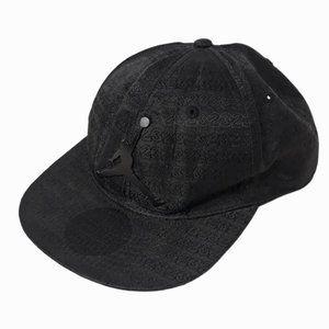 NIKE Air Jordan kids black baseball cap